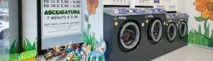macchinari per lavanderia
