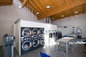 esempio di lavanderia non in franchising